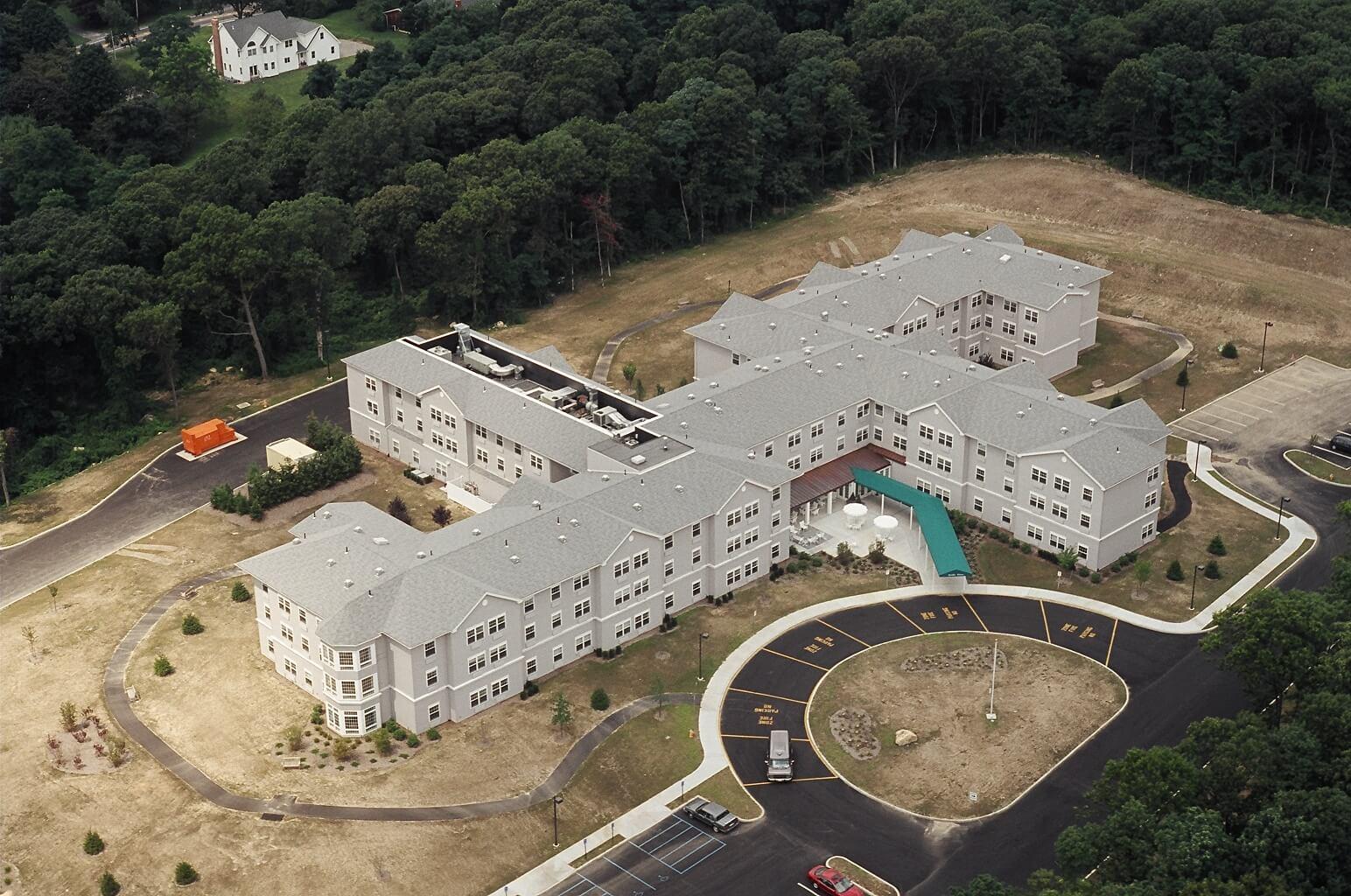 Petrocelli house building